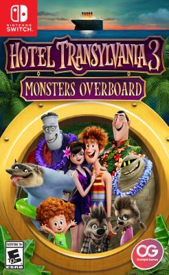 Cover Image of Hotel Transylvania 3