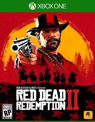 Cover Image of Red dead redemption II