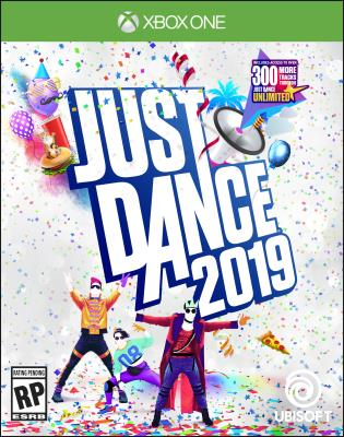 Cover Image of Just dance 2019