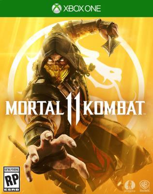 Cover Image of Mortal kombat 11