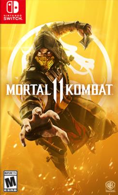 Cover Image of Mortal kombat 11