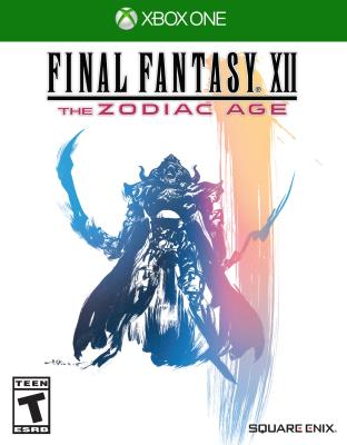 Cover Image of Final fantasy XII