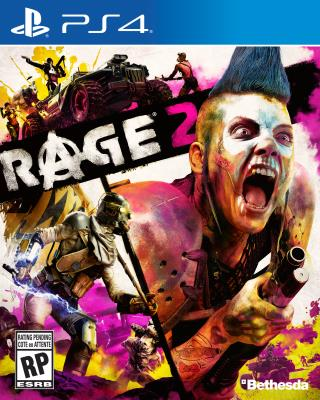 Cover Image of Rage 2