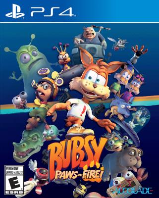 Cover Image of Bubsy