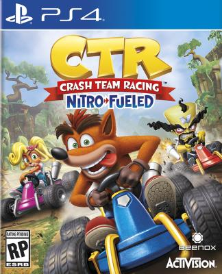 Cover Image of CTR