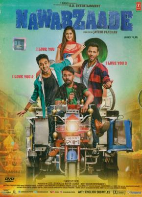 Cover Image of Nawabzaade