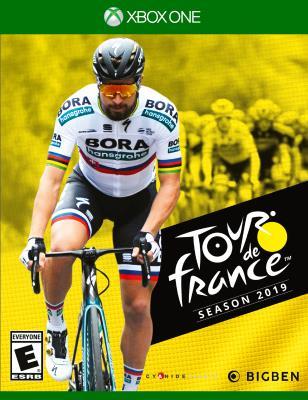 Cover Image of Tour de France