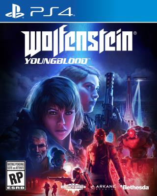 Cover Image of Wolfenstein