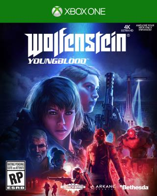 Cover Image of Wolfenstein