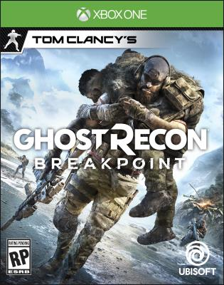 Cover Image of Tom Clancy's Ghost recon