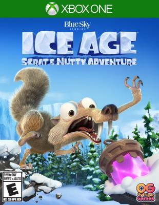 Cover Image of Ice age