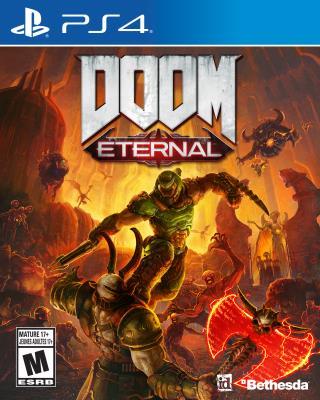 Cover Image of Doom eternal