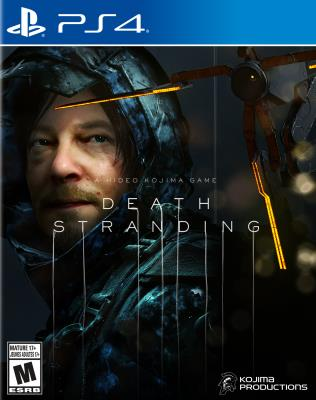 Cover Image of Death stranding