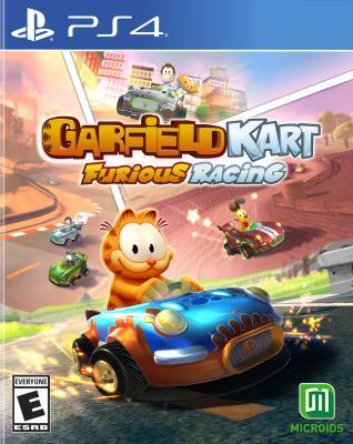 Cover Image of Garfield kart