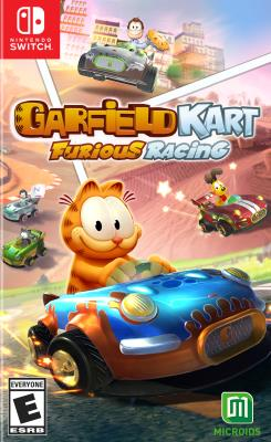 Cover Image of Garfield kart