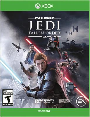 Cover Image of Star Wars jedi