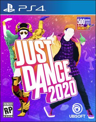 Cover Image of Just dance 2020