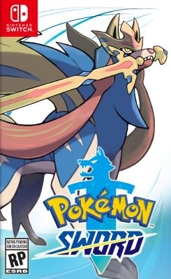 Cover Image of Pokémon sword