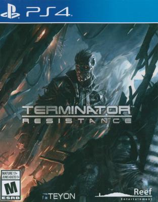 Cover Image of Terminator