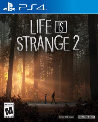 Cover Image of Life is strange 2