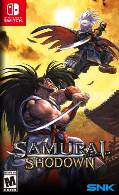 Cover Image of Samurai shodown
