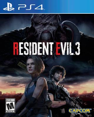 Cover Image of Resident evil 3