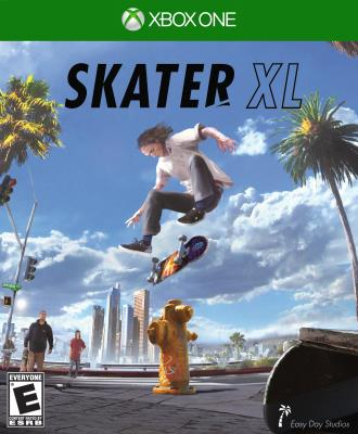 Cover Image of Skater XL
