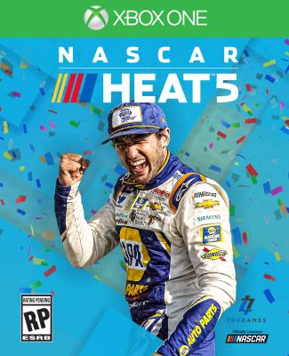 Cover Image of NASCAR heat 5