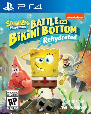 Cover Image of SpongeBob SquarePants