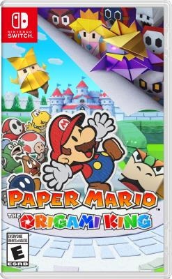 Cover Image of Paper Mario