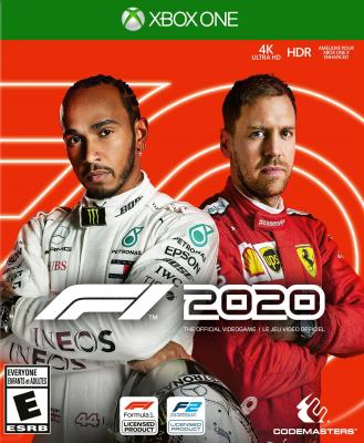 Cover Image of F1 2020