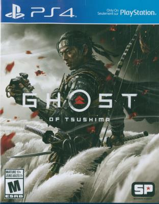 Cover Image of Ghost of Tsushima