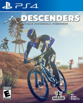 Cover Image of Descenders