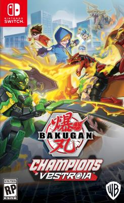 Cover Image of Bakugan