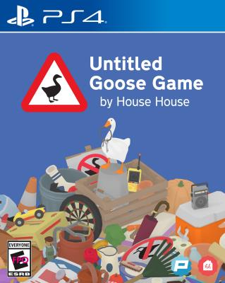 Cover Image of Untitled goose game