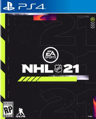 Cover Image of NHL 21