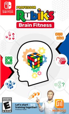 Cover Image of Professor Rubik's brain fitness