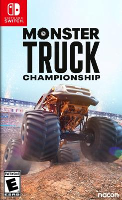 Cover Image of Monster truck championship