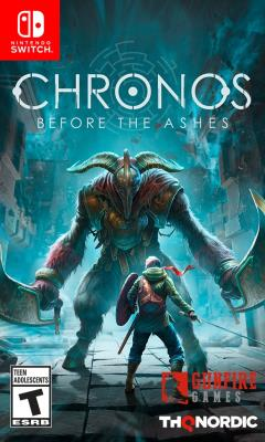 Cover Image of Chronos
