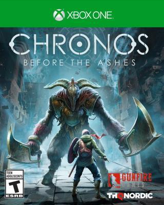 Cover Image of Chronos