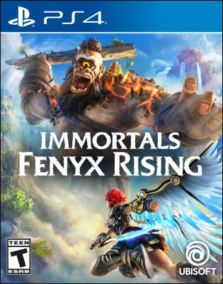 Cover Image of Immortals
