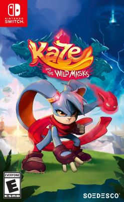 Cover Image of Kaze and the wild masks