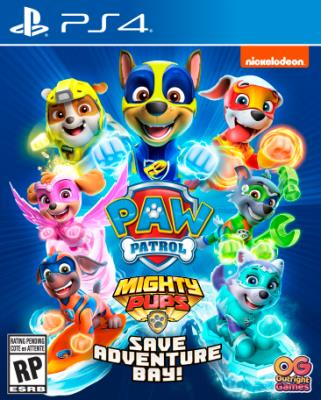 Cover Image of PAW patrol