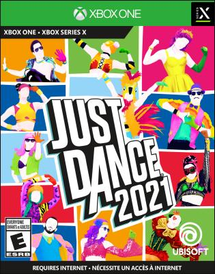 Cover Image of Just dance 2021