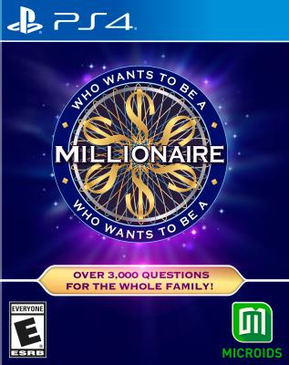 Cover Image of Who wants to be a millionaire