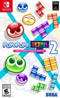 Cover Image of Puyo Puyo Tetris 2