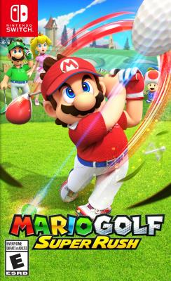 Cover Image of Mario golf