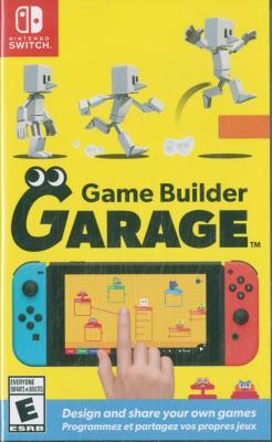 Cover Image of Game builder garage