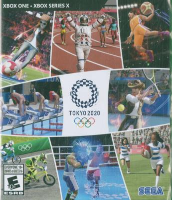 Cover Image of Olympic Games, Tokyo 2020