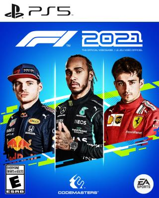 Cover Image of F1 2021